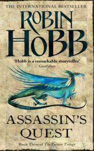 Assassin's Quest (The Farseer Trilogy, #3) - Robin Hobb