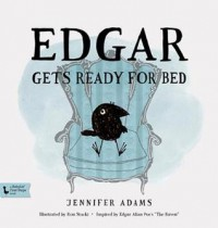 Edgar Gets Ready for Bed: A BabyLit First Steps Picture Book: A BabyLit First Steps Picture Book - Ron Stucki, Jennifer Adams