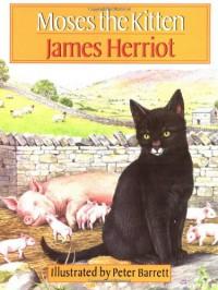 Moses the Kitten - James Herriot, Peter Barrett
