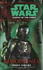 Bloodlines (Star Wars: Legacy of the Force, Book 2) - Karen Traviss