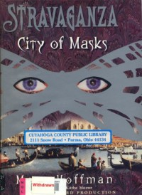 City of Masks (Stravaganza Series #1) - Mary Hoffman