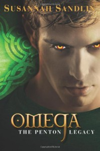 Omega (The Penton Vampire Legacy) - Susannah Sandlin
