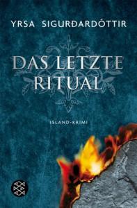Das letzte Ritual - Tina Flecken, Yrsa Sigurðardóttir