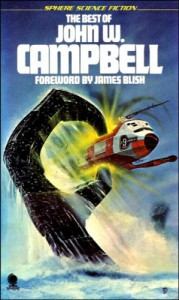 The Best Of John W. Campbell (UK) - John W. Campbell Jr.