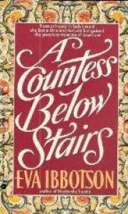 A Countess Below Stairs - Eva Ibbotson, Davina Porter