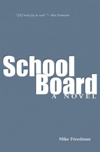 School Board - Mike Freedman