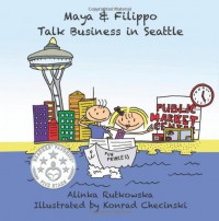 Maya & Filippo Talk Business in Seattle - Alinka Rutkowska