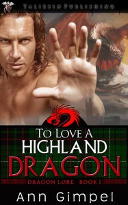 To Love a Highland Dragon - Ann Gimpel