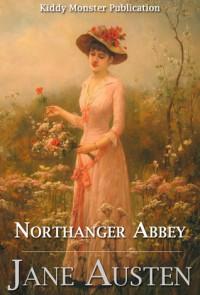 Northanger Abbey - Kiddy Monster Publication, Jane Austen