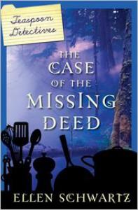 The Case of the Missing Deed - Ellen Schwartz