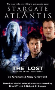 Stargate Atlantis: The Lost - Jo Graham, Amy Griswold