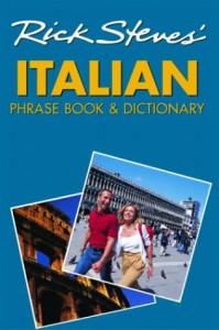 Rick Steves' Italian Phrase Book and Dictionary - Rick Steves