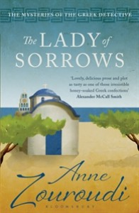 The Lady of Sorrows - Anne Zouroudi