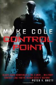 Control Point  - Myke Cole