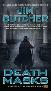 Death Masks - Jim Butcher