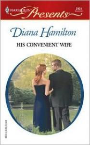 His Convenient Wife - Diana Hamilton