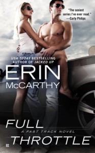 Full Throttle (Fast Track) - Erin McCarthy