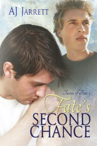 Fate's Second Chance - A.J. Jarrett