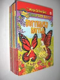 The Magic School Bus Chapter Book Boxed Set, Books 9-16 - Judith Bauer Stamper;Anne Capeci;Rebecca Carmi;Nancy White