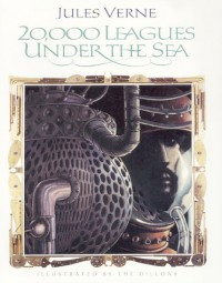 20,000 Leagues Under the Sea (Books of Wonder) - Jules Verne