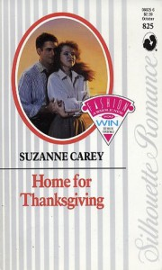 Home For Thanksgiving (Silhouette Romance) - Suzanne Carey