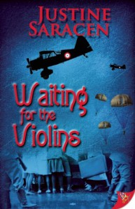 Waiting for the Violins - Justine Saracen