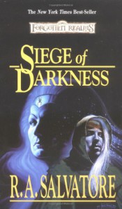 Siege of Darkness - R.A. Salvatore