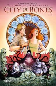 City of Bones - Mike Raicht, Nicole Virella, Cassandra Clare