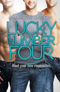 Lucky Number Four - Amanda Jason