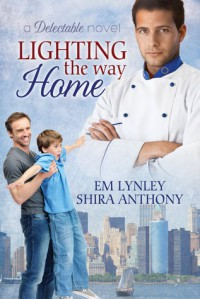 Lighting the Way Home - E.M. Lynley, Shira Anthony