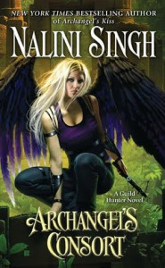 Archangel's Consort (Guild Hunter, #3) - Nalini Singh