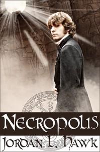 Necropolis (Whyborne & Griffin #4) - Jordan L. Hawk