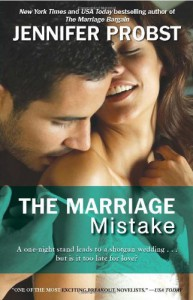 The Marriage Mistake  - Jennifer Probst