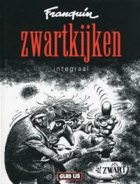 Zwartkijken: integraal - André Franquin