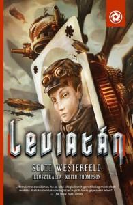 Leviatán   - Scott Westerfeld, Kleinheincz Csilla