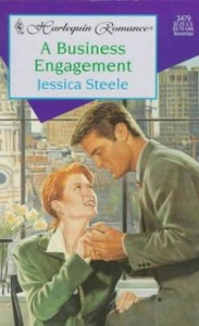 A Business Engagement - Jessica Steele