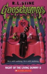 Night of the Living Dummy II - R.L. Stine