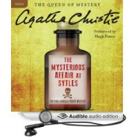 The Mysterious Affair at Styles - Agatha Christie, Hugh Fraser