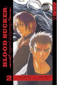 Blood Sucker: Legend of Zipangu, Volume 2 - Saki Okuse, Aki Shimizu