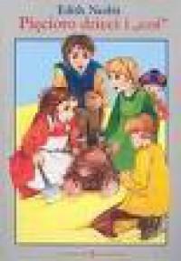 """Pięcioro dzieci i """"coś"""" - E. Nesbit"""