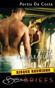 Twice the Pleasure - Portia Da Costa