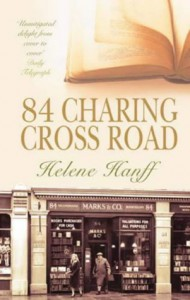 84 Charing Cross Road - Helene Hanff