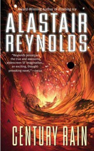 Century Rain - Alastair Reynolds