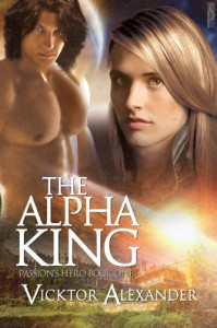 The Alpha King - Vicktor Alexander