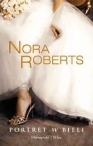 Portret w bieli - Nora Roberts