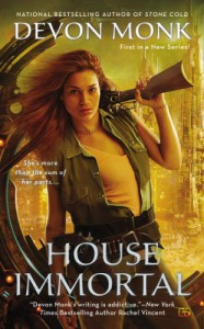 House Immortal (House Immortal, #1) - Devon Monk