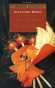 The Three Musketeers (Puffin Classics) - Alexandre Dumas