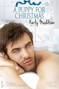 A Puppy for Christmas - Karly Maddison