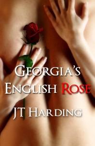 Georgia's English Rose - J.T. Harding