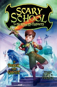 The Northern Frights - Derek The Ghost, Scott M. Fischer